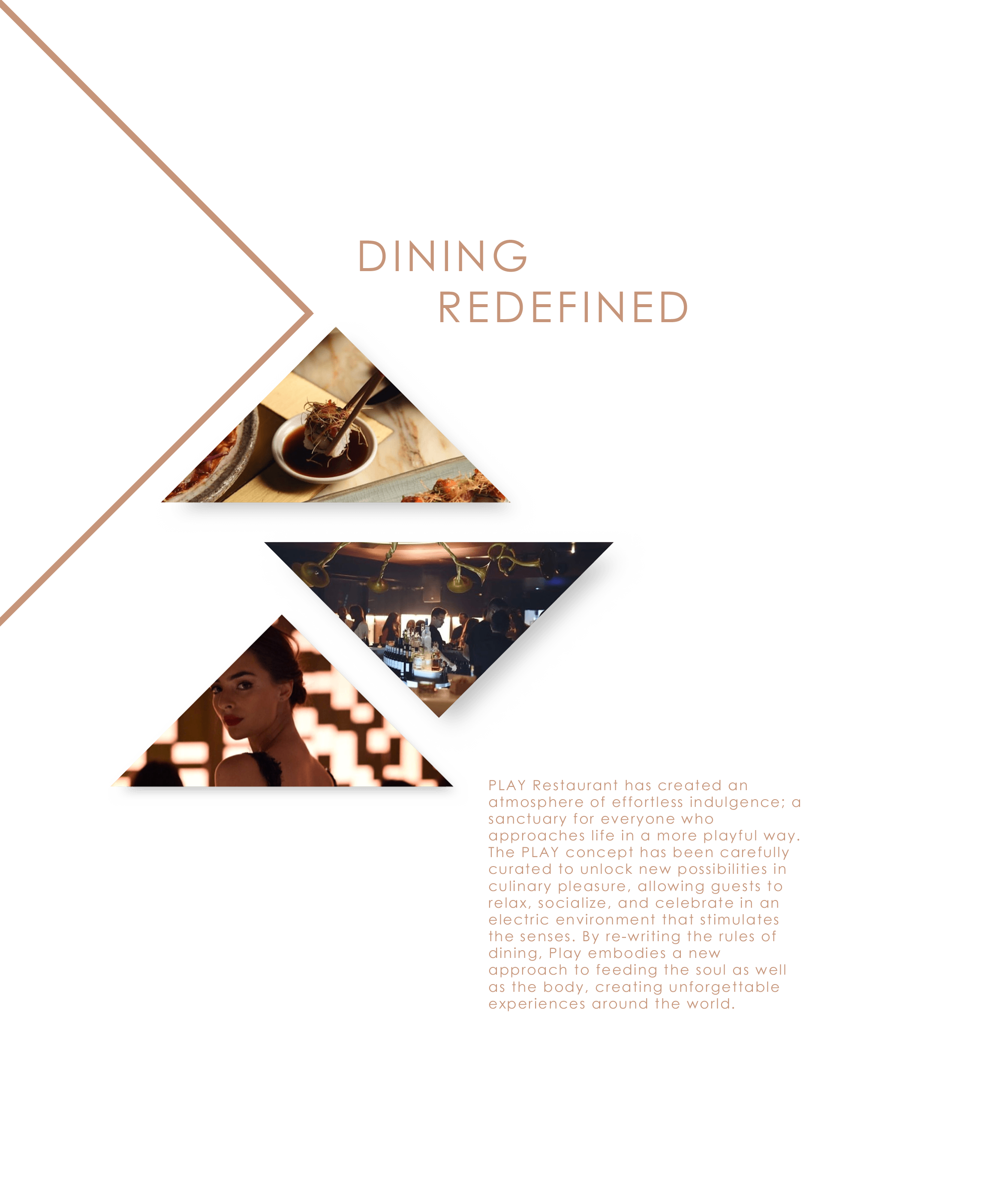 Dining Redefined